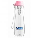 BWT бутылочка для воды розовая со вставкой
