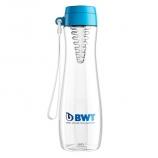 BWT бутылочка для воды голубая со вставкой