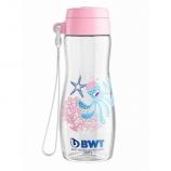 BWT бутылочка для воды детская розовая