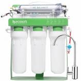 Фильтр обратного осмоса Ecosoft P'URE BALANCE с помпой на станине